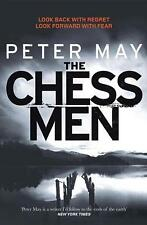The Chessmen: The Lewis Trilogy von Peter May (2015, Gebunden)