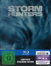 STORM HUNTERS - Limited Edition Steelbook [Blu-ray]  - NEU  in Folie