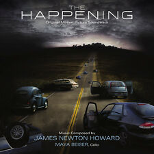 PHENOMENES (THE HAPPENING) MUSIQUE DE FILM - JAMES NEWTON HOWARD (CD)