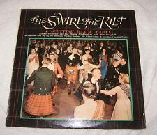 LP: Swirl of the Kilt, Scottish Dance Party (1965)  Kathie O'Connor