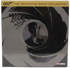 """James Bond 007  Definitive """"BOND"""" Film Canister Factory Sealed"""