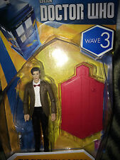 Dr who   wave 3, 11th  doctor  in tweed 3.75 inch figure
