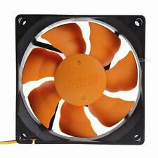 80mm 25mm 12V 8cm Ultra Quiet Silent High Performance PC Case Chassis Cooler Fan