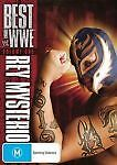 WWE  - Best Of Rey Mysterio (DVD, 2010) NEW AND SEALED