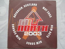 Go North Aberdeen 2003 (Real Shocks, Jetstar, Xtigers, Berkeley, Pullin) - CD