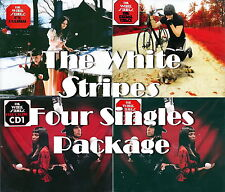 The White Stripes - Four Singles Package      *** BRAND NEW 4 CD SET ***