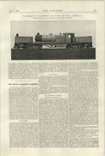 1922 Garrett Locomotive South Africa Buxton Boiler Explosion Report 2
