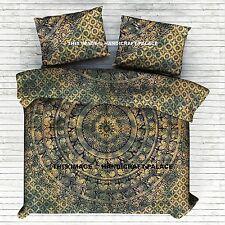 Indian Tie Dye Urban Elephant Mandala Duvet Cover Quilt Comforter Blanket Cover