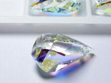 1pc Swarovski®  Helix 37mm AB Crystal Pendant Swarovski ref: 6020