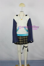 (cosplay365buy)Rosario+Vampire Mizore Shirayuki cosplay costume include necklace