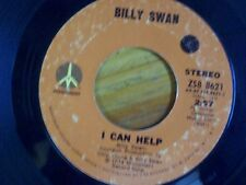 """BILLY SWAN 45 RPM """"I Can Help"""" & """"Ways of a Woman in Love"""" G condition"""
