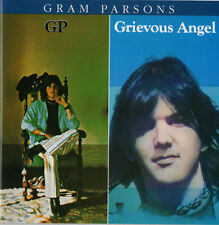 GRAM PARSONS - GP + GRIEVOUS ANGEL - LIKE NEW