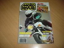 Moto revue N° 2847 Honda NTV 650.Gilera KZ 125