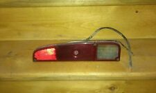JEEP PICKUP TAIL LIGHT AND HOUSING PASSENGER SIDE  1975