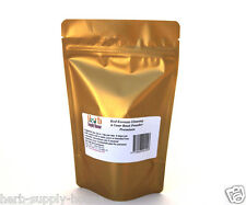 RED Korean Ginseng Root Powder Organic 1lb, 6 year, Fresh Batch, No fillers