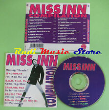 CD MISS INN compilation 1995 SAMANTHA FOX GREED STRIKE KRISTIES (C22) no mc lp