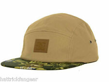 DC SHOES REGIMBALLER 5 PANEL CAMPER / RUNNER  HAT/CAP - OSFM