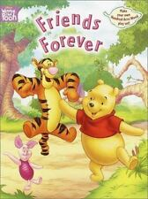 Friends Forever (A Punch & Play Book) RH Disney Paperback