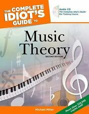 The Complete Idiot's Guide to Music Theory, 2nd Edition (Complete Idiot's Guide
