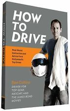 How to Drive : Real World Instruction and Advice from Hollywoo (FREE 2DAY SHIP)