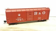 Baltimore and Ohio Railroad Wagontop SD box car 380008 Fox Valley 90319 N scale