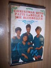 1988 Christmas With Patti LaBelle & The Bluebelles Cassette