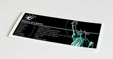 Lego Creator UCS Sticker for Statue of Liberty 3450