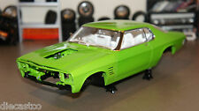 1:18 AUTOART Holden HQ GTS350 BLOWN MONARO COUPE, STOLEN AND RECOVERED BODY
