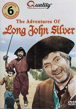 Adventures of Long John Silver (DVD, 2006, Brand New, Robert Newton,)