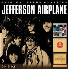 Volunteers/Bark/Long John Silver [Box] by Jefferson Airplane (CD, Mar-2011, 3...