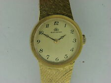 "VINTAGE LADIES "" BUCHERER "" 17 JEWEL WRIST WATCH MECHANICAL MOVEM,ENT"
