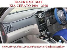 DASH MAT, DASHMAT,DASHBOARD COVER FIT   KIA CERATO 2004 - 2008, BLACK