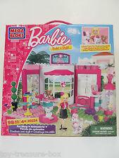 MEGA BLOKS BARBIE - Pet Shop 80224 - Build 'n Style - 98 pc set - Ages 4+