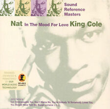 In the Mood for Love by Nat King Cole (CD) BRAND NEW, FACTORY SEALED