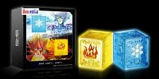 Saint Seiya Pandora Box Argent Set Crystal Ennetsu Flammes+Shield of Argol SB13