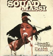 "Souad MASSI ""Raoui"" (CD Digipack) 2001"