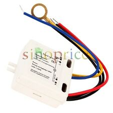 AC 220V 4 Way Table Dimmer Switch Control Sensor ON/OFF Touch Brightness Adjust