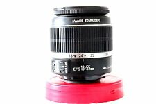 CANON EF-S 18-55mm IS Lens for XT XTi XS XSi T1i T2i T3i T4i T5i 30D 40D