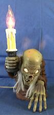 Trendmasters Tales From The Crypt Keeper Candelabra Halloween Prop Light 1996