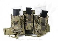 TMC Hight Hang Mag Pouch and Panel Set Kryptek Mandrake Gear Military Airsoft
