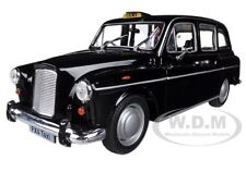 AUSTIN FX4 LONDON TAXI BLACK 1/24 DIECAST MODEL CAR BY WELLY 22450