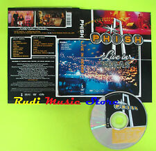 DVD PHISH Live in vegas 2002 u.s.a. DIGIPACK WEA 40237-2 mc lp vhs cd(DM1)