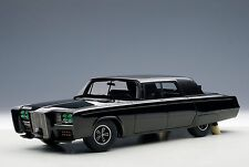AutoArt Black Beauty Green Hornet (Black)(TV Series) 71546