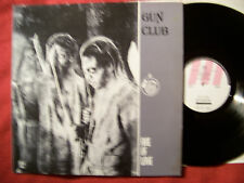The Gun Club - Fire of love     prima New Rose LP