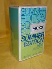 MEXX Summer Edition 2014 man men - Eau de Toilette EdT 30 ml - Neu/OVP