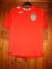 England football shirt red away XLB