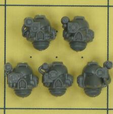 Warhammer 40K marines espaciales Devastator escuadrón Cascos (B)