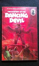 3 Investigators - Mystery Of The Dancing Devil Alfred Hitchcock Paperback 1981