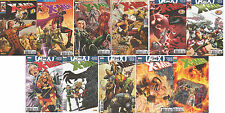 X-MEN N°1 à 12 Marvel France 3ème série Panini comics COMPLET