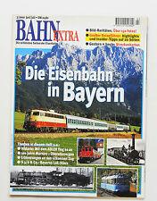 Bahn-Extra 3/2000 - Die Eisenbahn in Bayern